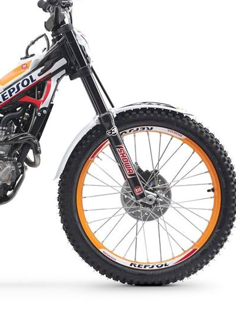 2020 Repsol fork decals