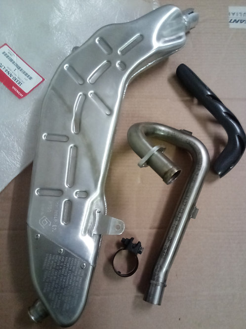 Montesa 301RR new complete exhaust system