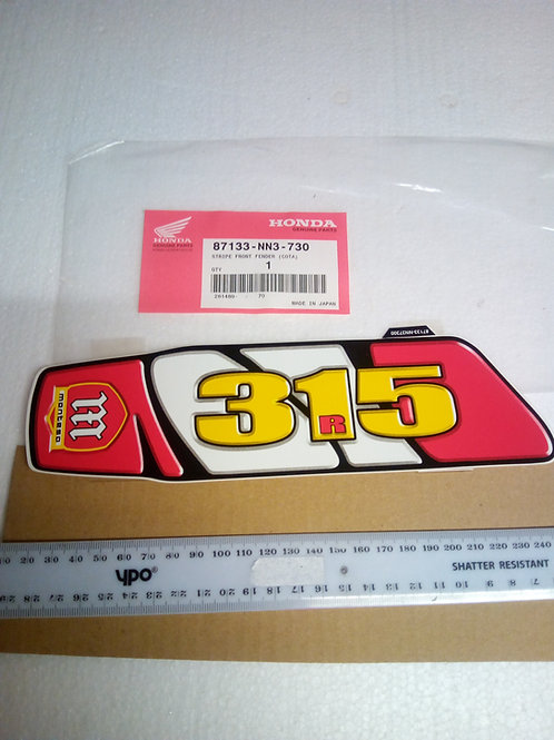 Front fenderdecal 87133-NN3-730