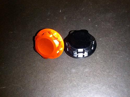 Billet alluminium steering head bolt