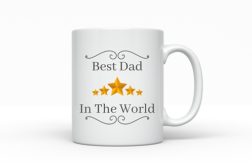 Best... In The World Mug - More Variations Available