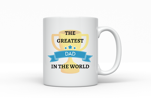 Greatest Blue... Mug - More Variations Available