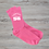 Thumbnail: Limited Edition Birthday Milestone Pink Socks - More Variations Available