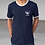 Thumbnail: Roarsome Navy Mens T Shirt