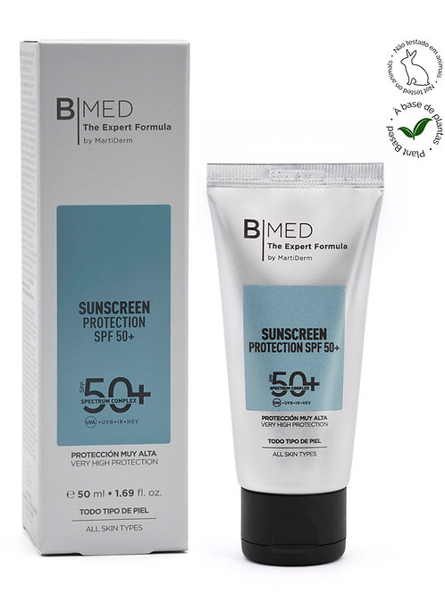 B Med Post Procedure Sun Screen Protection SPF50+ 50 ml