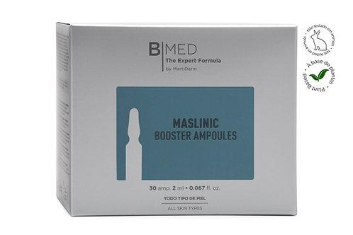 B Med Maslinic Booster Ampoule - Caixa de 30 Unidades
