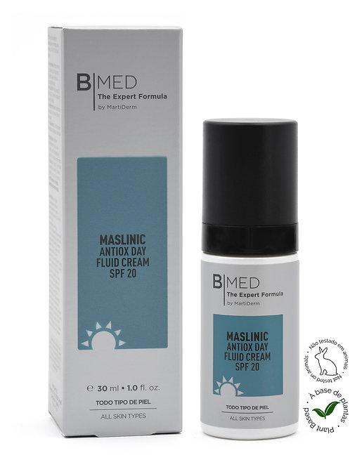 B Med Maslinic Antiox Day Fluid Cream SPF20  30 ml