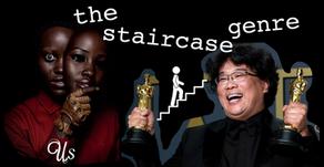 Staircase Movie Genre (A Horror Subgenre)
