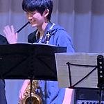 山名 幹人(やまな みきと)Tenor Sax.