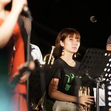 江見 夏向(えみ なつか) Reg. 2nd Trumpet