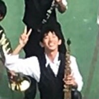 勝村 晴太(かつむら はるた)Alto Sax.