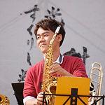 福田 涼介(ふくだ りょうすけ)Alto Sax.