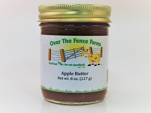 Over The Fence Farms-Apple Butter
