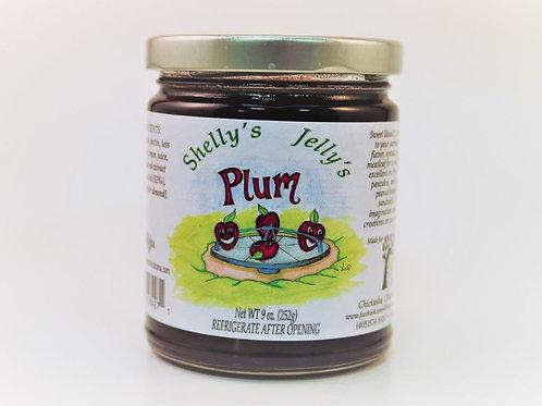 All Things Handmade- Plum Jam