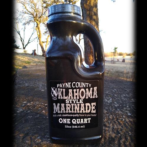 Payne County Oklahoma Style Marinade