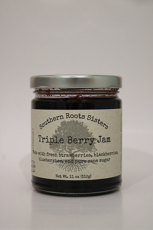 Triple Berry Jam - Southern Roots Sisters