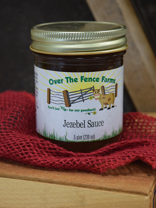 Jezebel Sauce- Over the Fence Farms