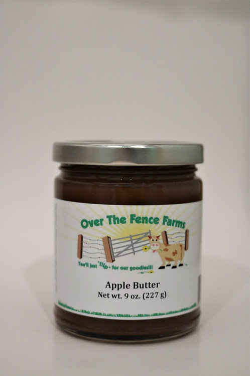Apple Butter - Over the Fence Farms