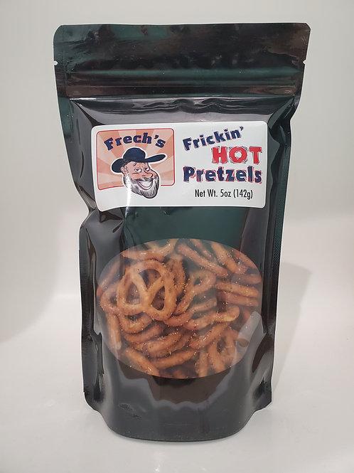 Frech's Frickin' Hot Pretzels