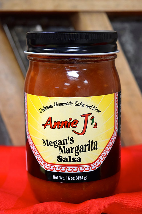 Annie J's Megan's Margarita Salsa- 16 oz