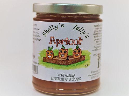 All Things Handmade-Apricot Jam- 9 oz.