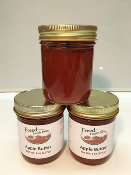 Apple Butter-Freed Family Farms