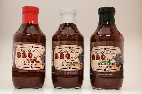 Uncle Dan's Original BBQ Sauce