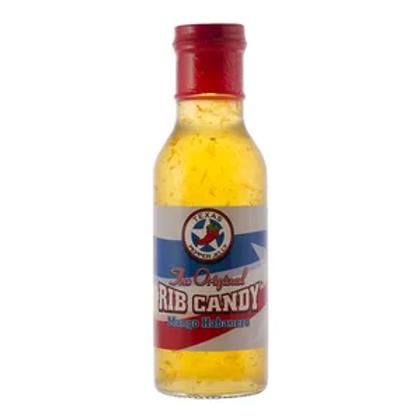 Mango Habanero Rib Candy - Texas Pepper Jelly