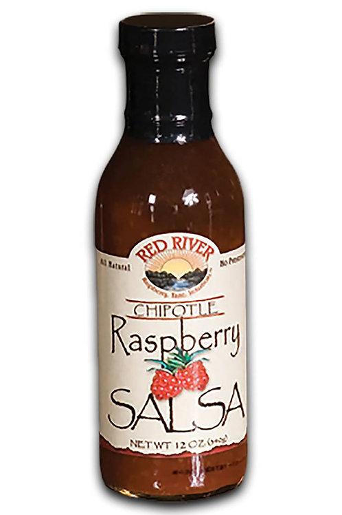 Red River Chipotle Raspberry Salsa