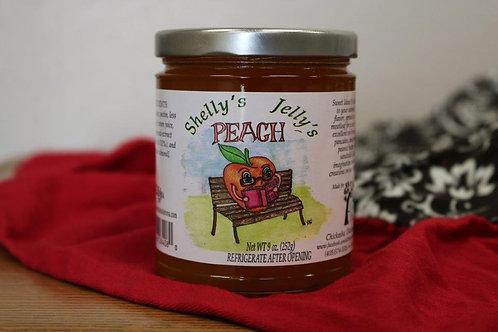 All Things Hand Made- Peach Jam