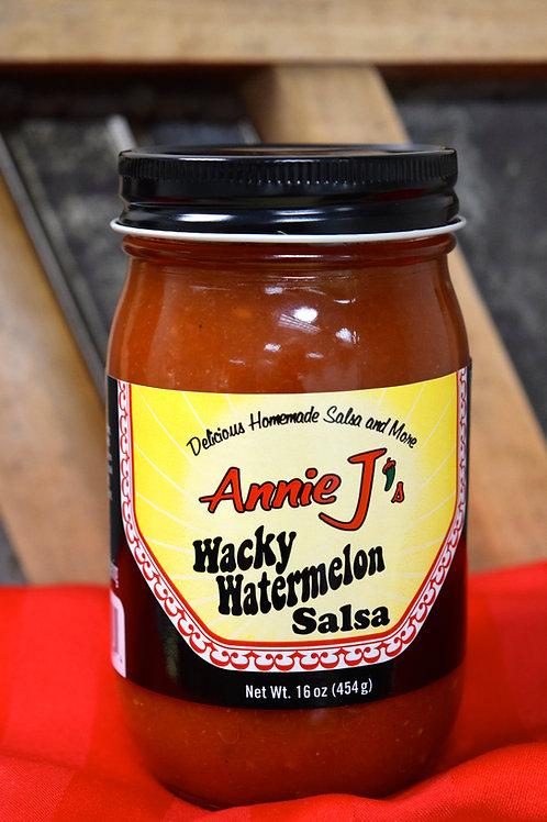 Annie J's Wacky Watermelon Salsa- 16 oz