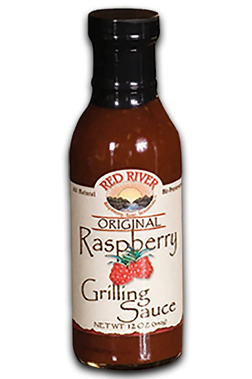 Red River Original Raspberry Grilling Sauce