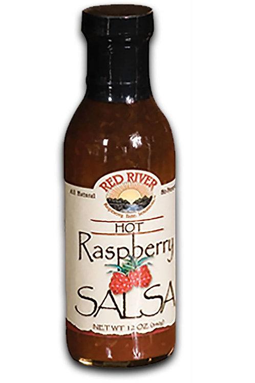 Red River Hot Raspberry Salsa