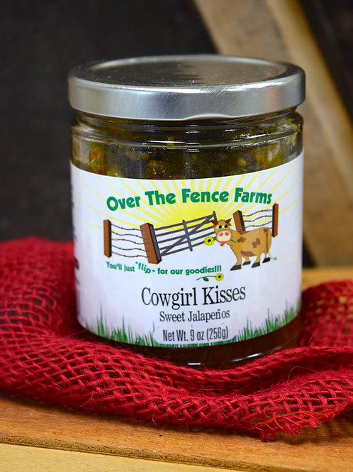 Cowgirl Kisses- Over the Fence Farms