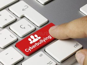 CYBERBULLYING- A MODERN PROBLEM IN TODAY'S SOCIETY