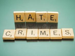 HATE CRIMES: A NEVER ENDING BATTLE