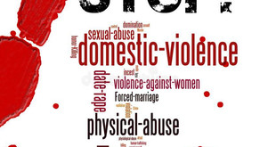 THE 'OTHER' PANDEMIC: COVID -19 AND DOMESTIC VIOLENCE
