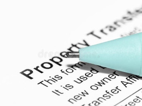 AN ANALYSIS OF SALE AND GIFT AS MODES OF TRANSFER OF PROPERTY