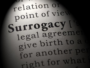 SURROGACY (REGULATION) BILL, 2020& ITS INTERPLAYWITH THE INDIAN CONSTITUTION