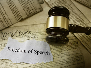 COMMON MAN'S FREEDOM OF SPEECH