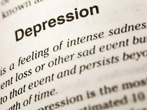 A HYDRA- HEADED OBSCURE-DEPRESSION