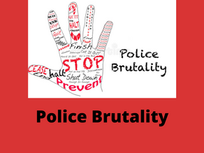 POLICE BRUTALITY (SERVE & PROTECT NOT HURT & NEGLECT)