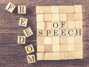 RESTRICTIONS ON DISSENT: PART & PARCEL OF DEMOCRACY AS PER FREEDOM OF SPEECH