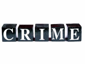 A DROP ON SACRED MYTHOLOGY AND CRIME