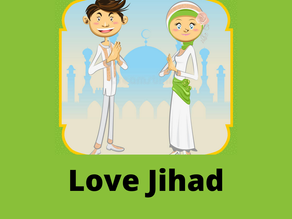 IS LOVE A JIHAD?