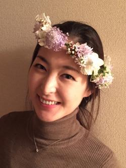花冠 for Bride