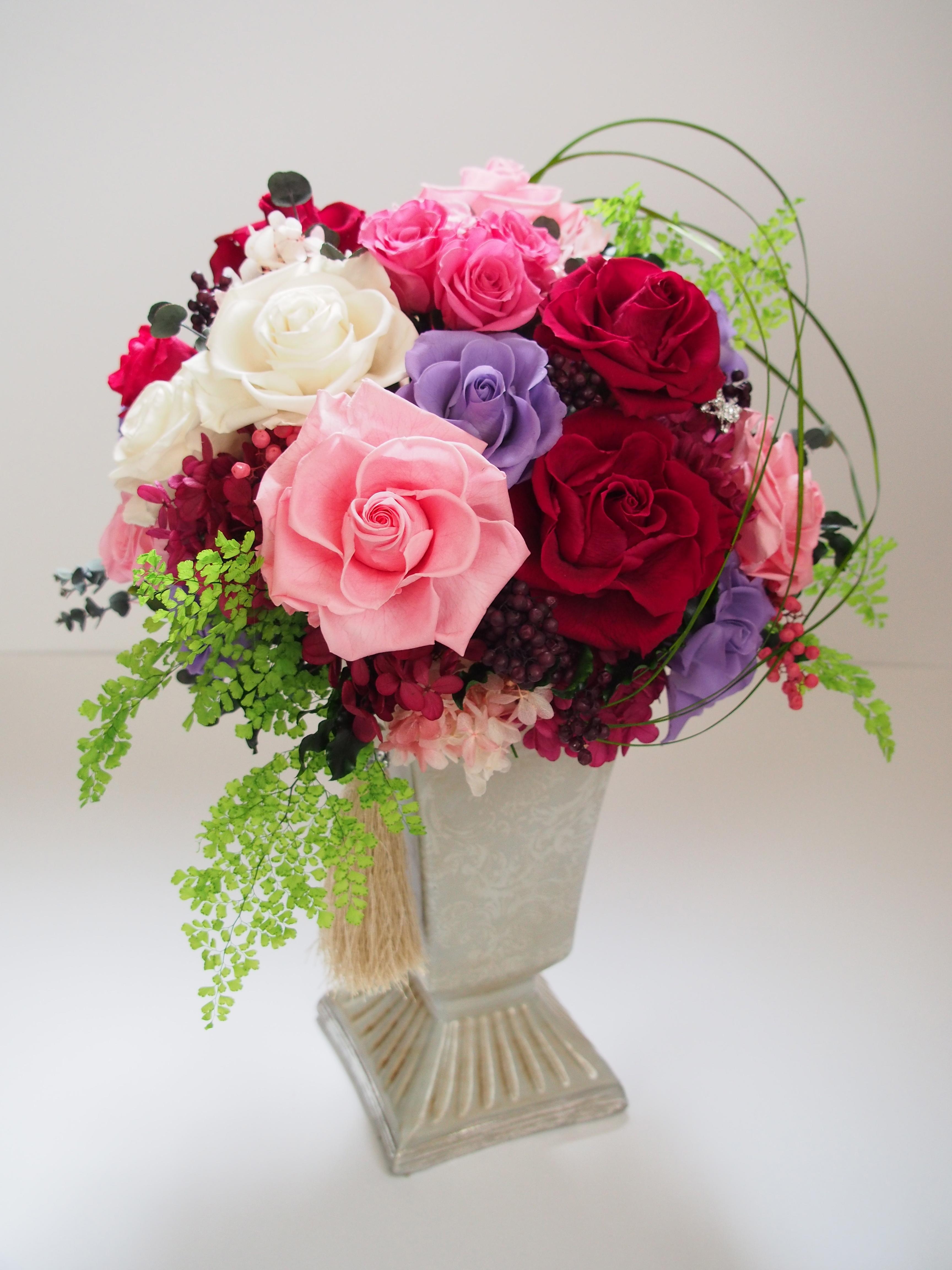 新築御祝い-Preserved Flower-