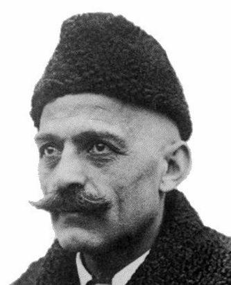 G I Gurdjieff (1866 - 1949)