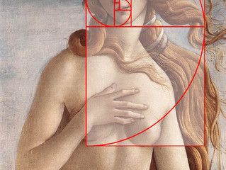 The Canons of Beauty in the history of art – the Golden Mean