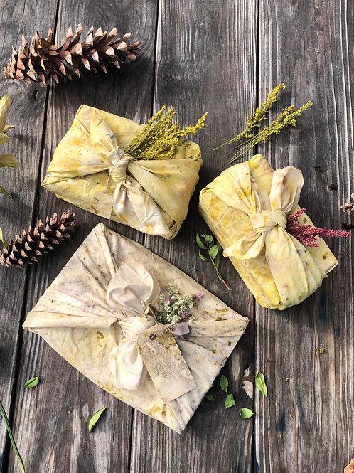 Furoshiki Style Gift Wrap